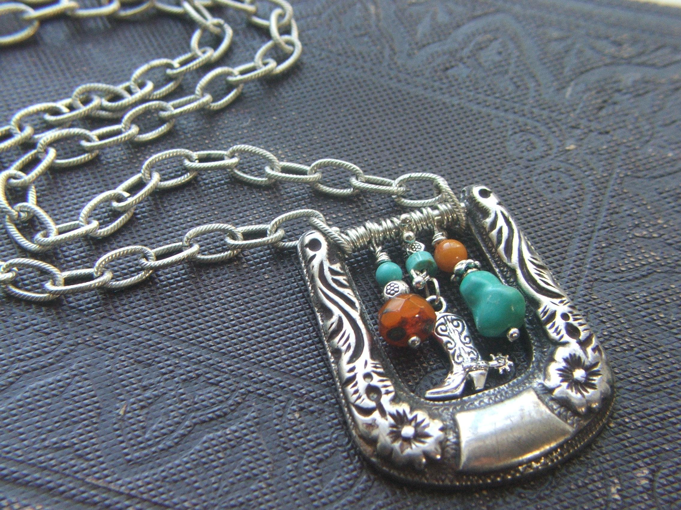 Found Object Jewelry   lilruby jewelry