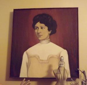 Grandma's portrait